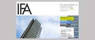 IFA Magazine, the new magazine of Eterno Ivica