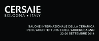 Cersaie 2014 • 22-26 September 2014 • Bologna