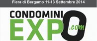Condominium is Expo 2014 • 11-13 September 2014 • Bergamo