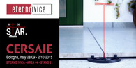 Eterno Ivica will be at the show with industry-wide premieres from the raised outdoor flooring sector