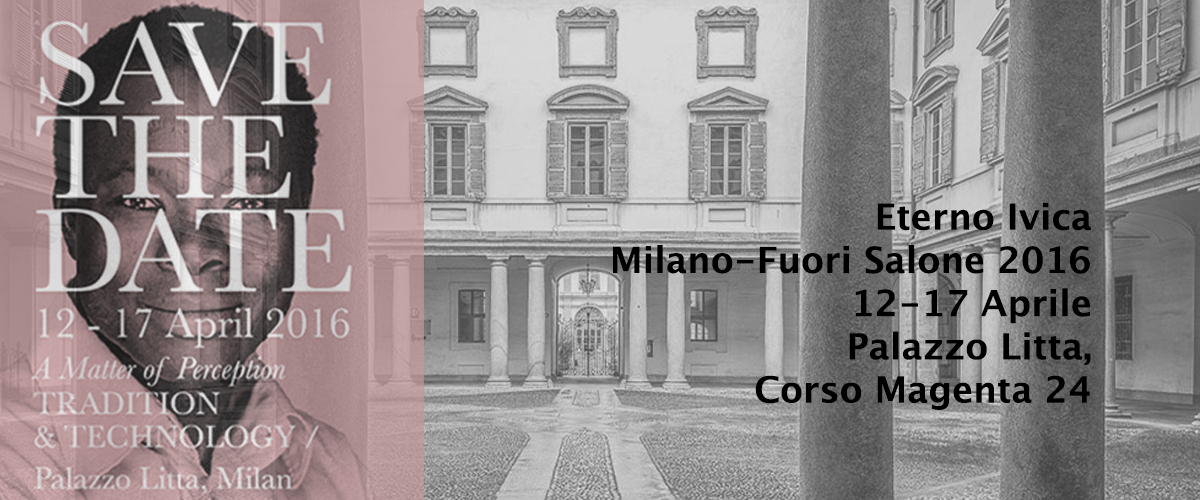 Fuori Salone 2016 | Milan | 12-17 April