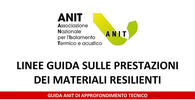 New guide ANIT on materials for acoustic insulation