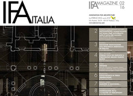 IFA MAGAZINE • N. 2 JUNE 2016 • Innovation for architecture