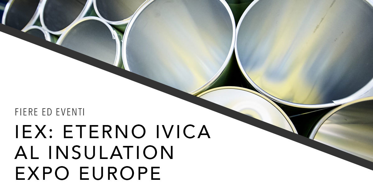 IEX Insulation Expo Europe 2018 a Colonia