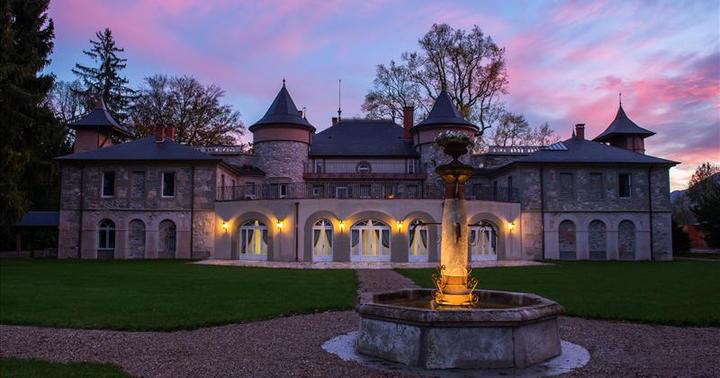 Chateau de Servolex, France