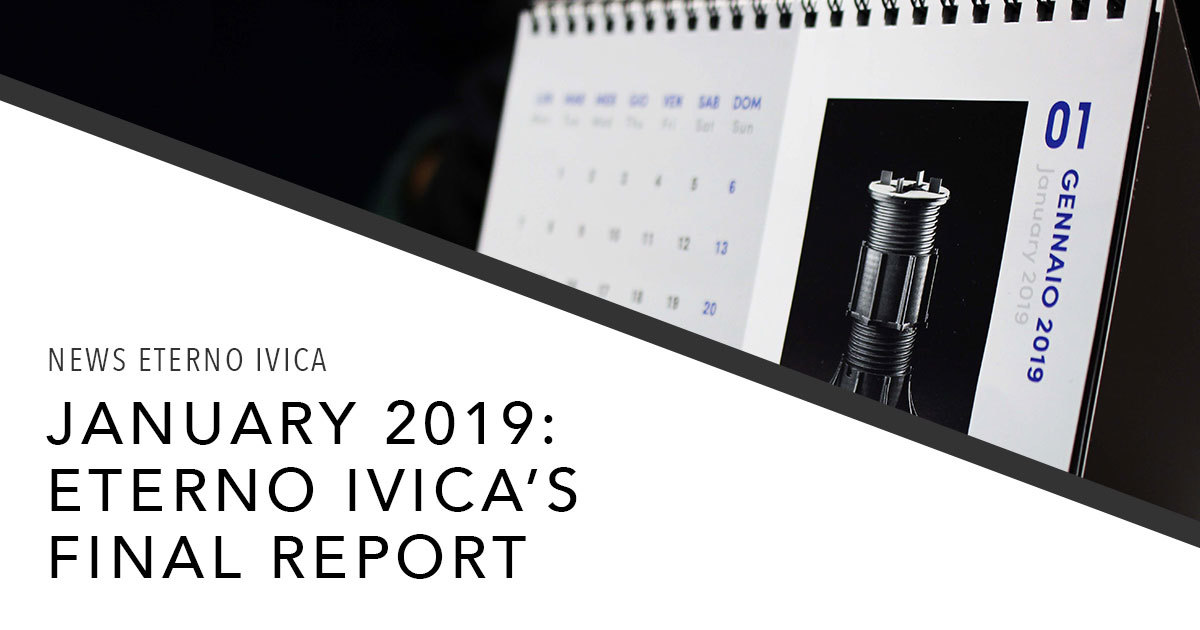 Report of the events January 2019
