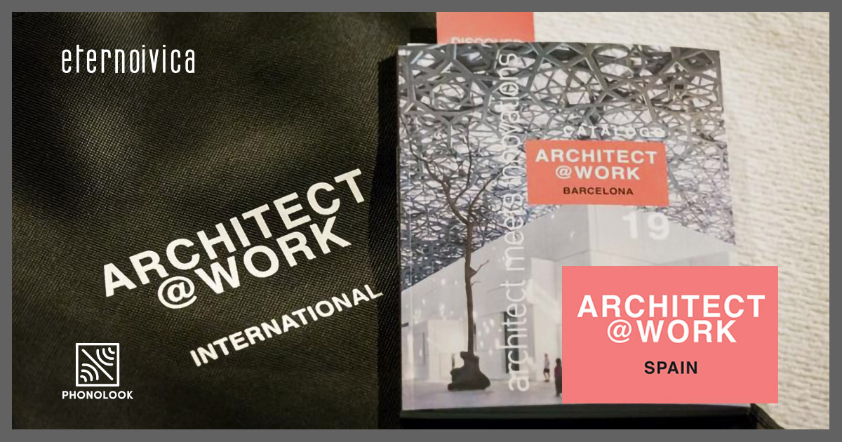 Architect@Work Barcelona 2020