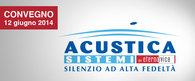 "Conference in Verona-""litigation and TECHNICAL SOLUTIONS IN BUILDING ACOUSTICS"""